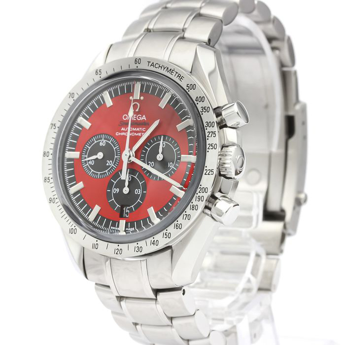 Omega Watch model Speedmaster at Auction, 3506.61 - Men