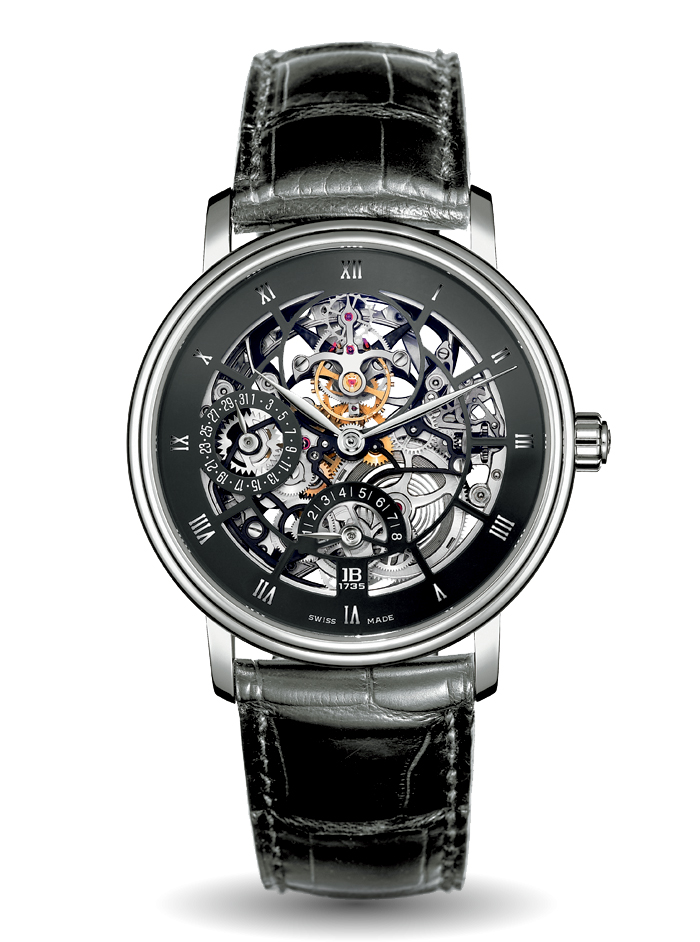 Blancpain Watch model Mètiers D'art Tourbillon Squelette 8 Jours at Auction, 238 Elements and 29 Jewels - Men - 2011-present