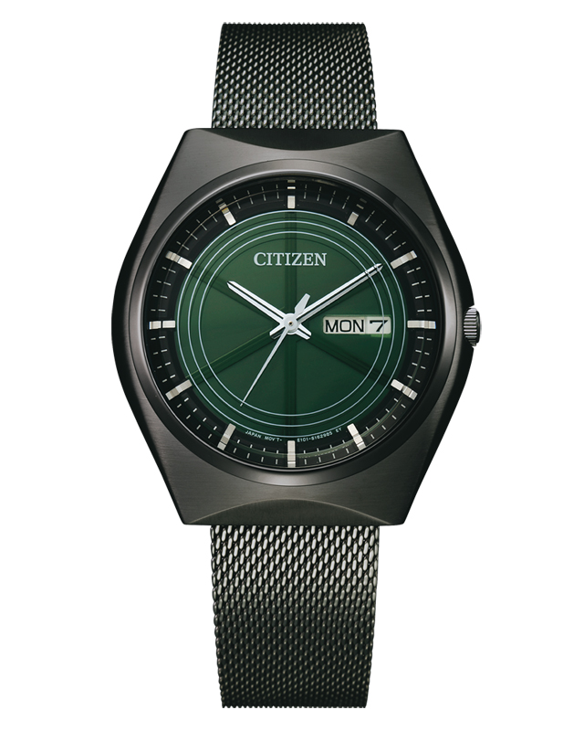 Citizen Crystron Prototype Eco-Friendly Review