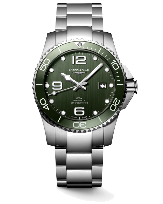 Longines HydroConquest Green Review